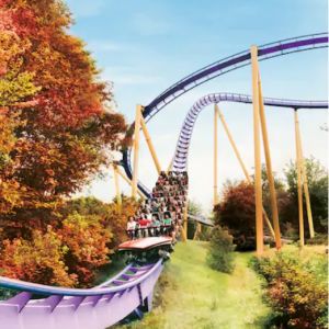 Groupon - 弗吉尼亚威廉斯堡布希花园门票 Busch Gardens Williamsburg,含万圣节主题活动入场券