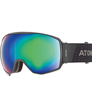 Atomic Count 360° HD Ski Goggles - Black for £40.42 @ Amazon France