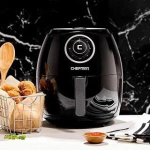 Chefman 3.6誇空氣炸鍋 黑色 @Amazon