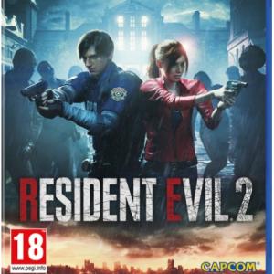 Resident Evil 2 PS4 for £14.99 @Smyths