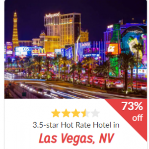 Up to 60% off World Wide Hotels @Hotwire