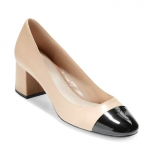 63% OFF Cole Haan Dawna Cap Toe Pumps @Saks OFF 5th