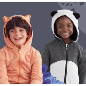 Halloween Kids Zip-Up Hoodies Sale @ Cubcoats