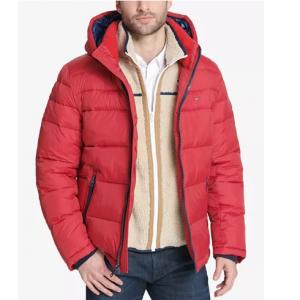 低至5折+额外5折收保暖夹克、大衣羽绒服等 @Macy's