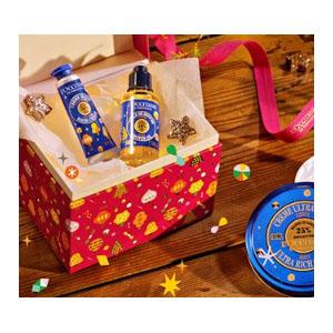 2019 Holiday Gift Sets @ L'Occitane