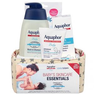 Aquaphor Baby Welcome Baby Gift Set @ Amazon