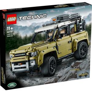 LEGO Technic 機械係列 路虎衛士 42110 @ Zavvi