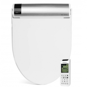 43% Off BioBidet Bliss BB-2000 Elongated White Bidet Smart Toilet Seat @ Woot