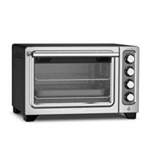 $90 Off KitchenAid KCO253CU 12-Inch Compact Convection Countertop Oven @Amazon