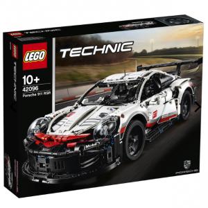LEGO Technic: Porsche 911 RSR (42096) @ Zavvi