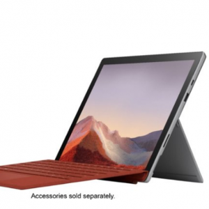 $100 off Microsoft Surface Pro 7 12.3