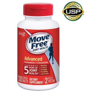Schiff Move Free Advanced/Ultra Joint Supplement @ Costco