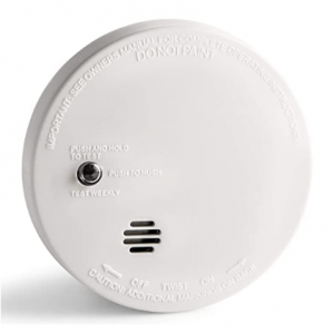 Kidde Model i9040 Battery-Operated Ionization sensor Compact Smoke Detector Alarm @ Amazon