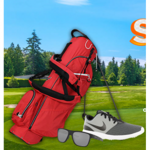 Global Golf 精選高爾夫一號木、推杆、背包等特賣