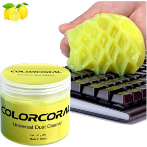 ColorCoral Cleaning Gel Universal Dust Cleaner @ Amazon