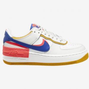 Eastbay官网 Nike Air Force 1 Shadow 马卡龙色女士运动鞋85折特卖