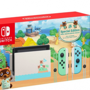 Nintendo Switch Animal Crossing: New Horizons Edition 32GB Console - Multi @Best Buy