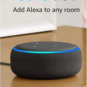 Best Buy - Amazon Echo Dot 3 智能音箱