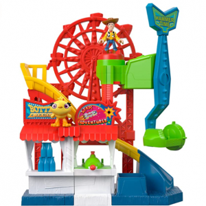 Fisher-Price Disney Pixar Toy Story 4 Carnival Playset @ Amazon