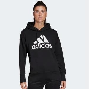 60% Off Adidas Badge of Sport Long Hoodie Women's @ eBays