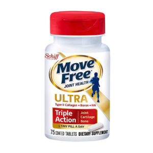 Schiff Move Free Ultra Triple Action Joint Supplement, 75 Tablets @ Costco