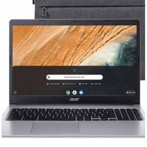 "Walmart - Acer 315 15.6"" HD笔记本 (N4000 4GB 32GB) + 收纳包"