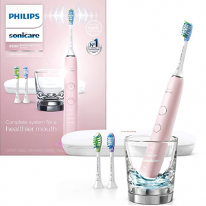 Philips Sonicare 9300 女神款鑽石智能藍牙電動牙刷 4色可選 @ Amazon