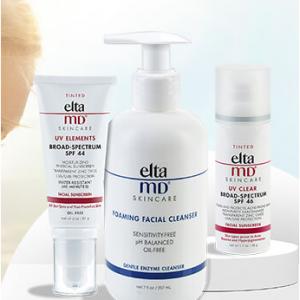 SkinStore Elta MD护肤品热卖 收氨基酸泡沫洁面 防晒霜