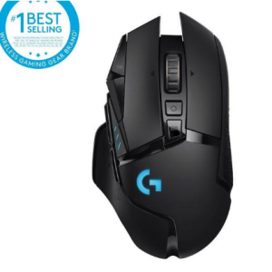$20 off G502 Lightspeed Wireless Gaming Mouse @GameStop