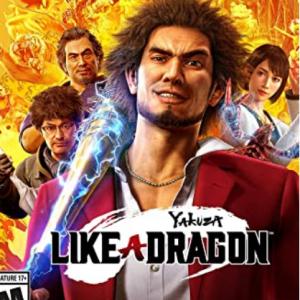 Amazon -  《如龍7 光與暗的去向》PS4 實體版 ,直降$25