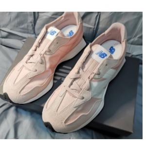 Foot Locker官網 New Balance 327女童運動鞋熱賣