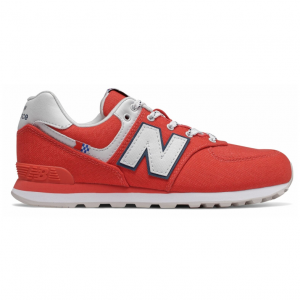 eBay官网 New Balance Kid's 574 Coastal Pack大童款运动鞋5.6折热卖