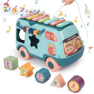 Fansteck 兒童益智早教敲敲樂玩具 @ Amazon