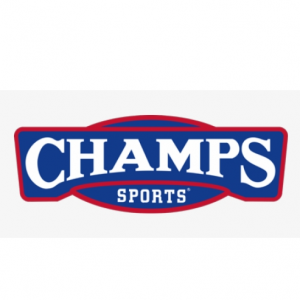 15% off $75 or $20 off $120+ @ Champs Sports