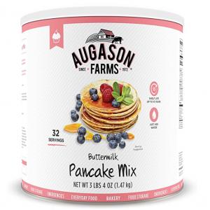 白菜價:Augason Farms 酪乳鬆餅粉 1.47kg 10罐 @ Amazon