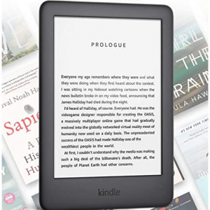 $89.99 for Kindle - Now with a Built-in Front Light - Black @Amazon