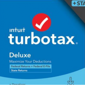 Take an extra $5 off TurboTax 2020 PC or MAC Tax Software @Newegg