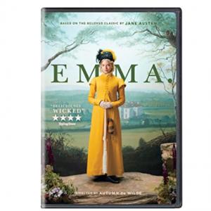 Emma (2020) 《EMMA:上流貴族》DVD @ Amazon