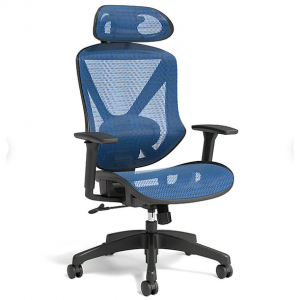 Union & Scale 人工學工作椅 帶頭枕款 @ Staples