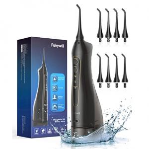 限今天:Fairywill 口腔护理产品 收电动牙刷、美白牙贴等 @ Amazon