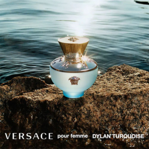 New! Versace Dylan Turquoise Pour Femme @ Sephora