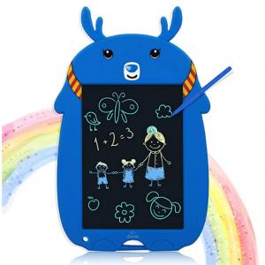 LC-dolida 8.5寸儿童彩色LCD电子涂写板 @ Amazon