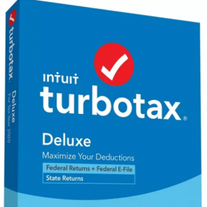 $10 off TurboTax Deluxe State 2020 @Target