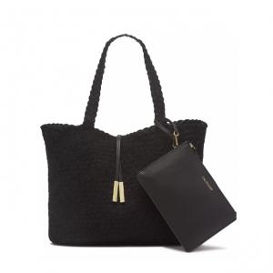 60% off Calvin Klein Naomi Large Woven Tote @ Macy's