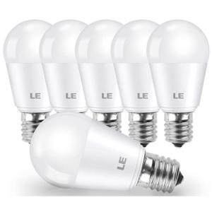 LED電球 E17口金 40W形 440lm 電球色 3000K 非調光型 6個入¥1,869