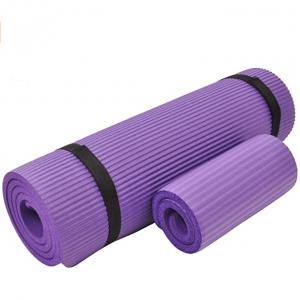Everyday Essentials 家用健身防滑瑜伽墊+護膝墊,多色可選 @ Amazon