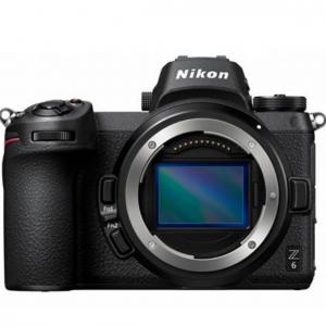 40% off Nikon Z6 FX-Format Mirrorless Camera Body - Refurbished by Nikon @Adorama
