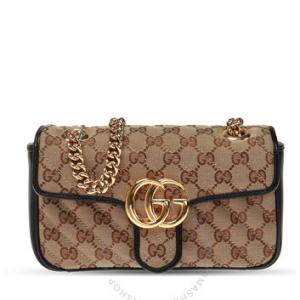 グッチ Gucci レディース Marmont GG ショルダーバッグ$1,198.99