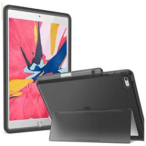 "Amazon - YOUMAKER iPad 10.2"" 支架保護殼,直降$13.99"