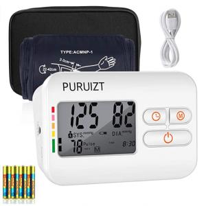 Puruizt Blood Pressure Monitor Upper Arm @ Amazon